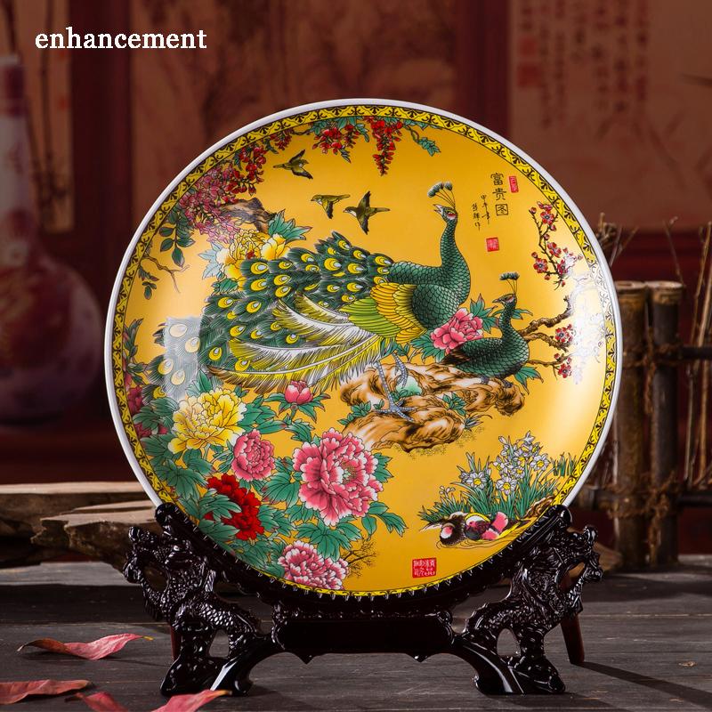 Online kopen wholesale chinese decoratieve platen uit china chinese decoratieve platen - Decoratieve platen ...