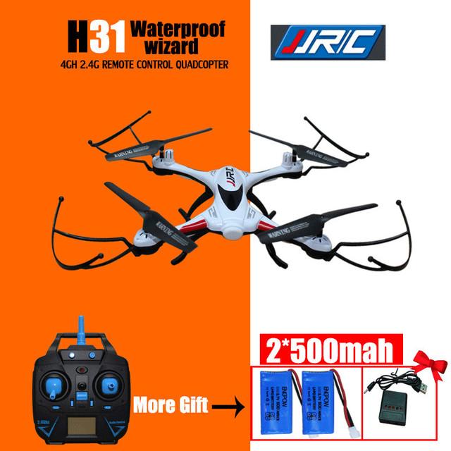 Водонепроницаемый Drone JJRC H31 2.4 Г 4CH Нет Камеры Dones Или С Или FPV Wi-Fi Камера RC Вертолет Мультикоптер Vs Сыма X5c дрон