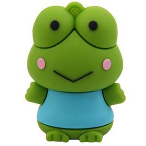 U Disk The Frog Prince USB 2.0 8GB 16GB 32GB 64GB Flash Drive/Disk/Thumb/Car Free Shippig(China (Mainland))