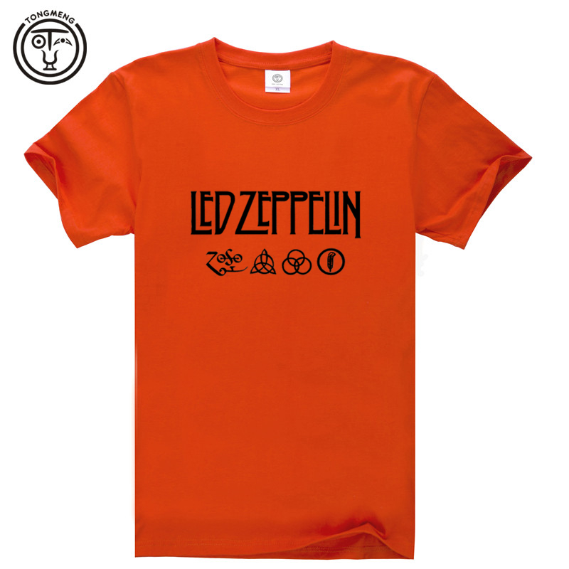 2016 Led Zeppelin Blues Rock Robert Plant United Kingdom rock Cotton Print T-shirt Tee SHIRT vibrant t shirt Short Sleeve(China (Mainland))