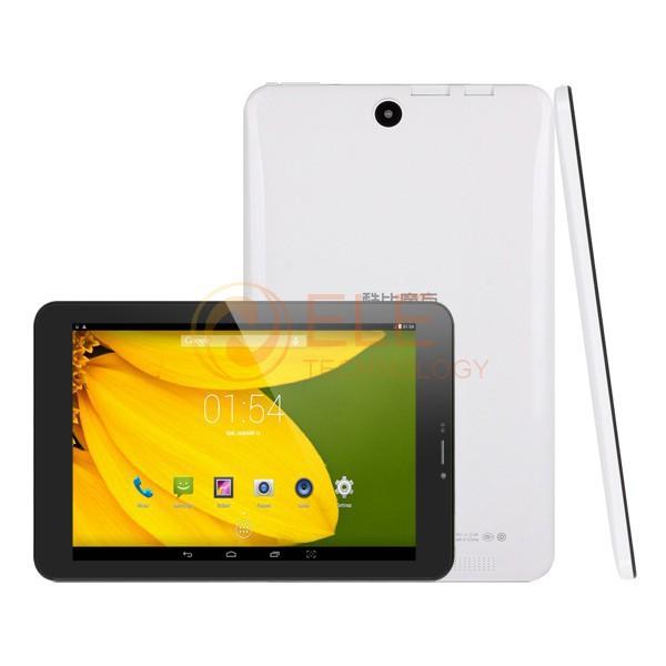 "8"" IPS Cube TALK 8X U27GT-C8 3G Phone Call Tablet pc MTK8382 Octa core 1GB+8GB Bluetooth GPS WIFI Andriod 4.4 Tablets(China (Mainland))"