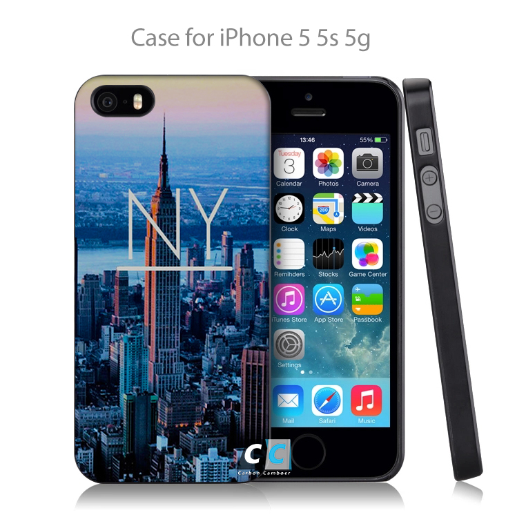 New York City Travel Unique Retro Vintage Hard Black Case Cover Shell Coque for iPhone 4 4s 4g 5 5s 5g 5c 6 6g 6 Plus(China (Mainland))
