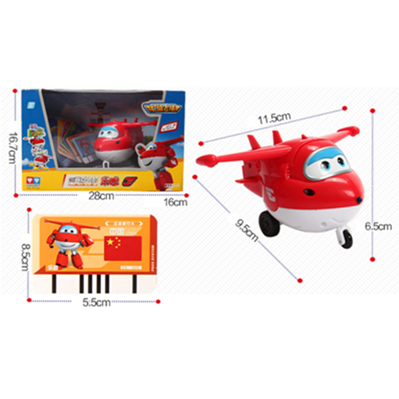 1pcs Eletronic Wings Mini Airplane ABS Robot Induction sound card toys Action Figures Super Wing Transformation Jet Kids<br><br>Aliexpress
