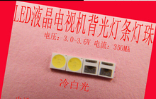 Highlighting the LED strips lights bead SMT AOT 3030 light-emitting diodes (leds) repair the television TV special 3 v(China (Mainland))