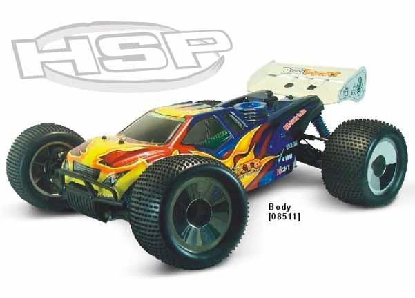 FS-GT3B 3CH 2.4G TT9.5-Pro 1/8th Scale Off-Road Truggy  RTR 94886<br><br>Aliexpress