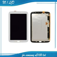 For Samsung N5100 Note 8.0 3G LCD Display Screen Touch Panel White Screen Digitizer Assembly Replacement Repairing Parts(China (Mainland))