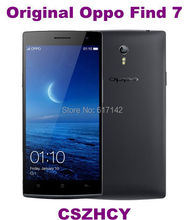 Original New OPPO Find 7 X9077 32GB Find 7 32GB Cell phone Quad Core 5.5 Big Screen 13MP Wifi Free shipping(China (Mainland))