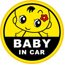 1pc retail Tail Sticker Car Sticker Baby on Board Car Styling Motorcycle Sticker Vinyl Decal Personalized Waterproof(China (Mainland))