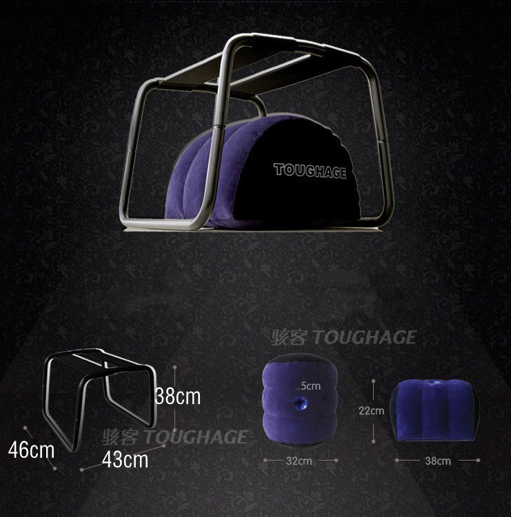 TOUGHAGE Loving Bouncer, Sex Chair Trampoline Sex Magic Cushion, Sex Furnitures For Couple, Adult Sex Toys Express free shiping(China (Mainland))