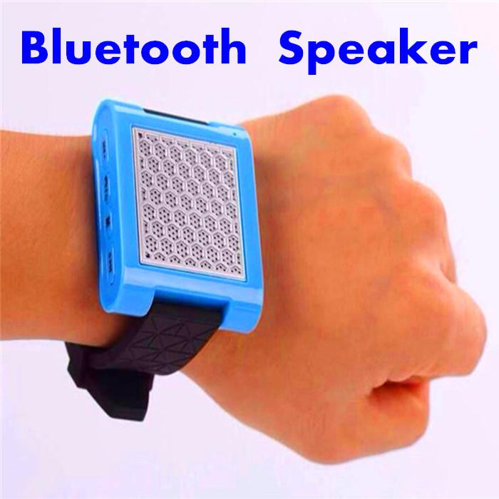 Subwoofer Watch Speaker Mini Hifi Audio Stereo Portable Boombox Woofer Speakers Car Caixa De Som Para Computador For Iphone Ipod(China (Mainland))