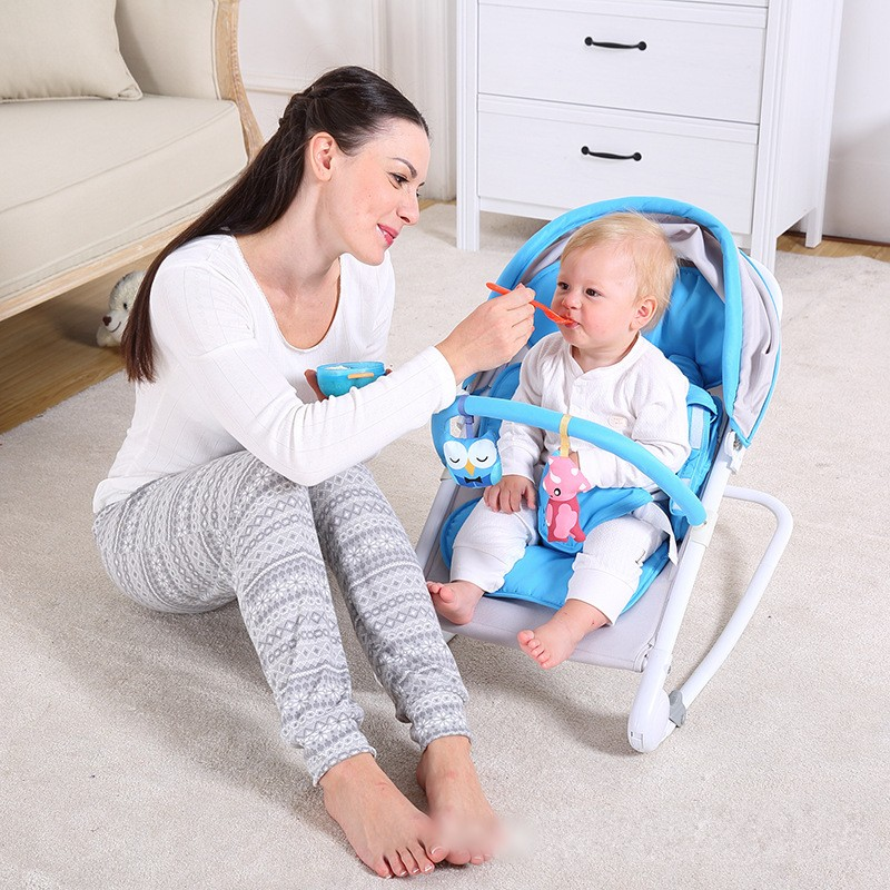 Plus size baby rocking chair child swing cradle bed baby chaise lounge hanging chair outdoor(China (Mainland))