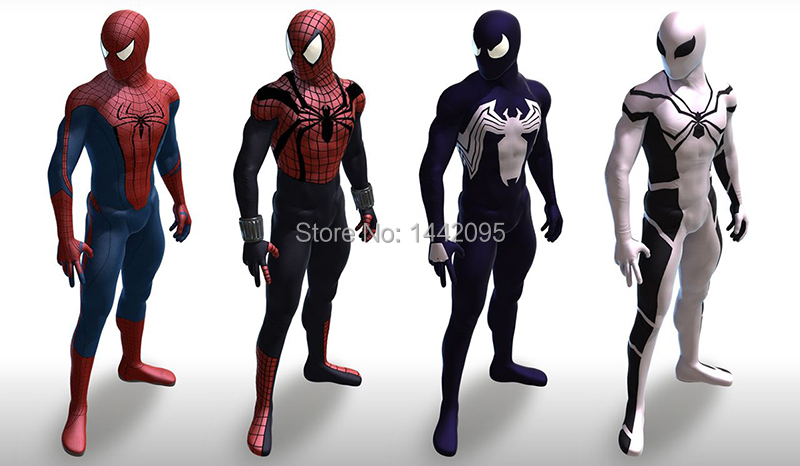 High Quality Superhero Costumes Costume High Quality