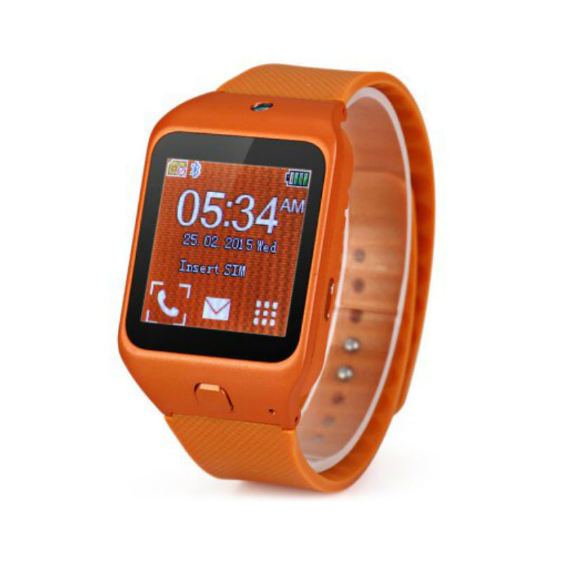 Smart most demanded in India market stylish design with wifi bluetooth fm high quality low price mobile watchphone(China (Mainland))