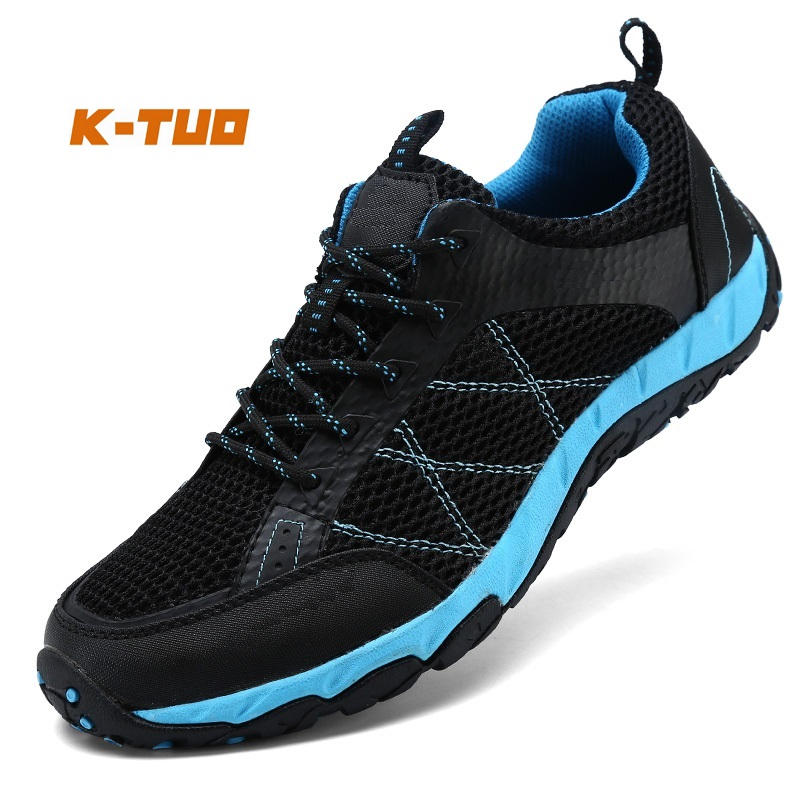 K-TUO New Aqua Shoes Ultra-light Quick-drying Beach Water River Walking Men Women Breathable Flotillas Outdoor Shoes KT-8815(China (Mainland))
