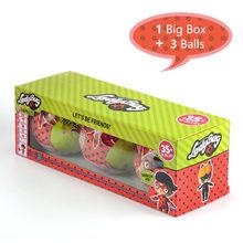 1/3/6 pcs Bonecas Para LOL Rainbow Unicorn Para Surpresa Dos Desenhos Animados Cavalo Pequeno Animal Bola Figura de Ação anime brinquedo de Presente de Aniversário Da Menina(China)