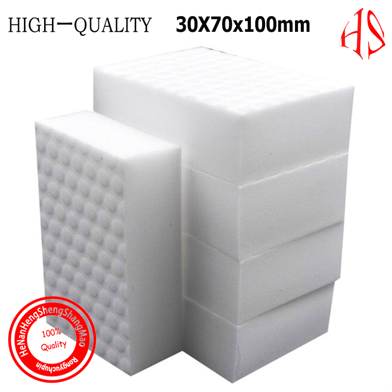 200pcs/lot High density double compressed kitchen cleaning melamine sponge magic eraser pad cleaning accessory supplier-MM(China (Mainland))