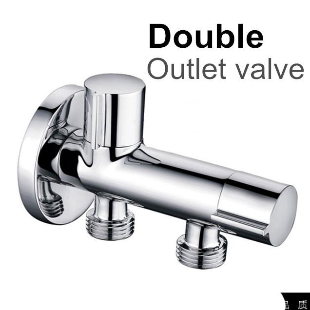 Keuken Accessoires Outlet : Double Outlet Valve Angle