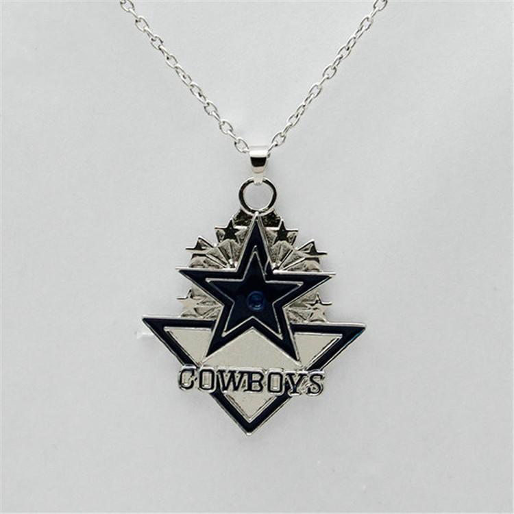 pentagram design american football sports fans dallas