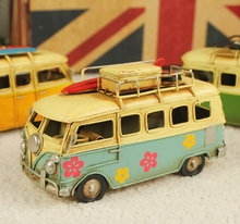 Combi Van VW Style Home Decoration/Ornament