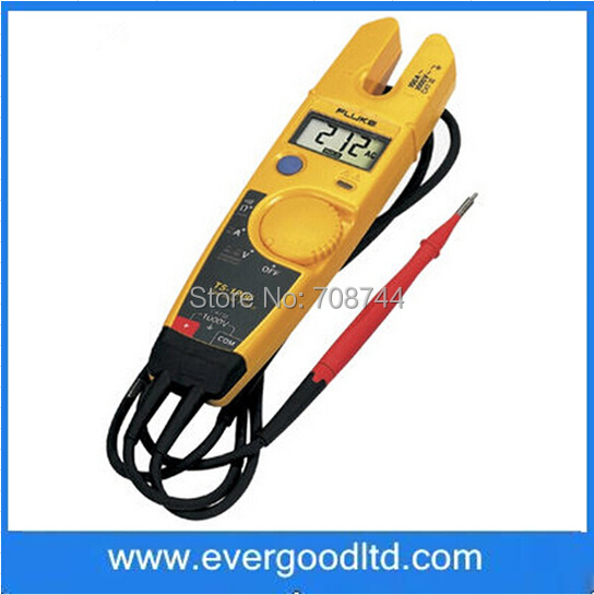 FLUKE T5-1000 Continuity Current Electrical Tester 1000 Voltage Current Electrical Tester Clamp Meter(China (Mainland))