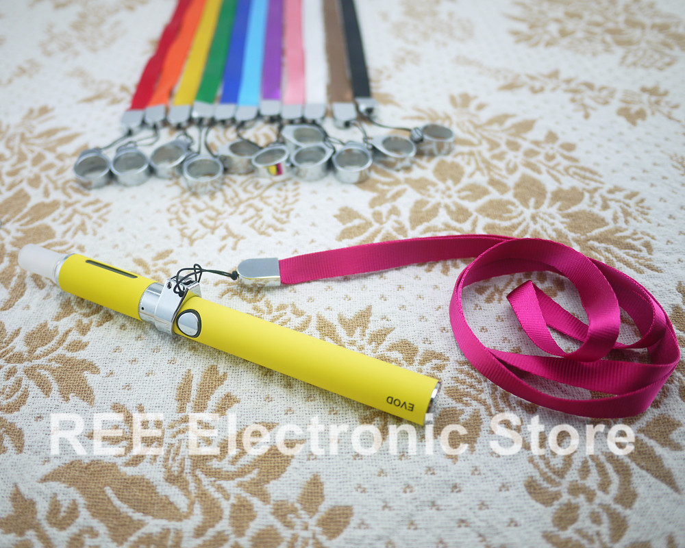 Evod series evod mt3 rings necklace string neck chain lanyard 50pcs/lot ring for evod mt3 hookah evod battery high quality<br><br>Aliexpress