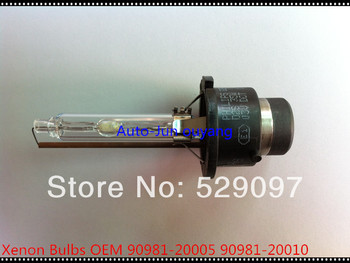 Free Shipping  D2S 4300K 12V 35W 90981-20005 Toyota Celica Lexus HID Xenon Bulb Headlight Lamp