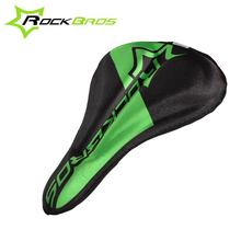 ROCKBROS Middle Recess Design Memory Foam Sponge Breathable Bike Saddle Cover Soft Cushion Cover for Mountain Bike(China (Mainland))