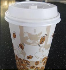 free shipping,for(1000 pieces/lot) Disposable paper coffee cups 12oz 360ml tea paper cup(China (Mainland))