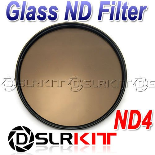 49 Optical Glass ND Filter TIANYA 49mm Neutral Density ND4(China (Mainland))