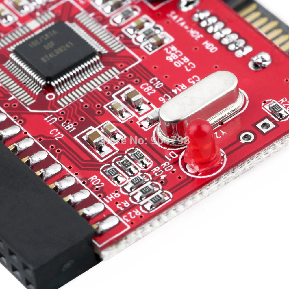 2 in 1 SATA to IDE Converter or IDE to SATA Converter