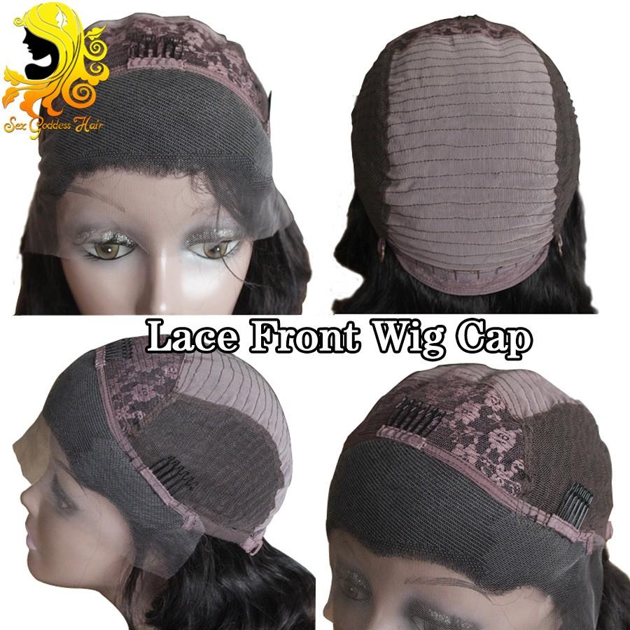 lace front wig cap