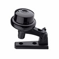 Escam Button Q6 1MP wireless mini camera ONVIF 2 4 2 support motion detector and Email