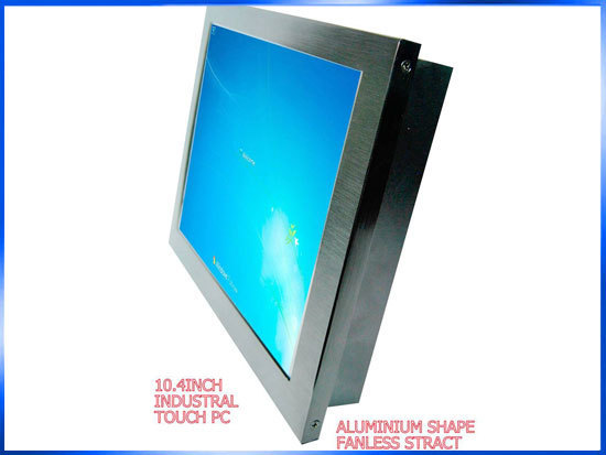 Factory Price,10.4 Inch All-In-One Touch Screen PC