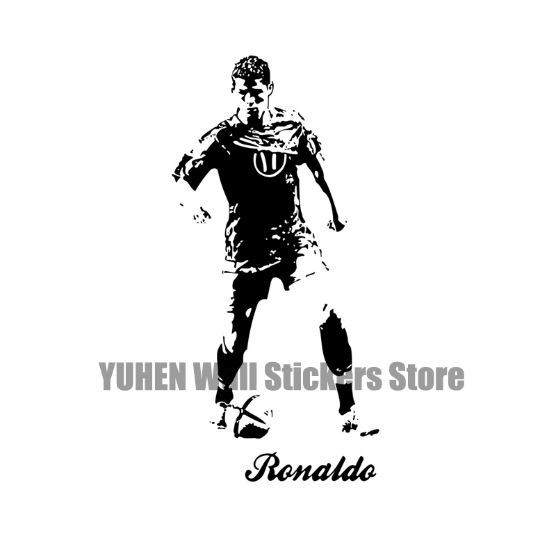 Cristiano Ronaldo Soccer Player SVG DXF EPS Png Cdr Ai Pdf Artist Clip Art Immediate Digital Clips Print Document Shirt Vinyl(China (Mainland))
