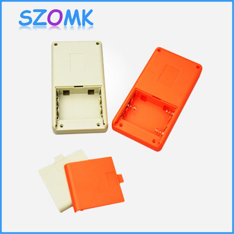 3 AA battery (10pcs/lot) handheld electrical plastic box instrument case abs plastic electronics enclosure 135*70*25mm<br><br>Aliexpress
