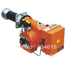 Industrial two stage diesel oil fired burner, high quality light oil fuel burner for boiler/oven/making furnace(China (Mainland))