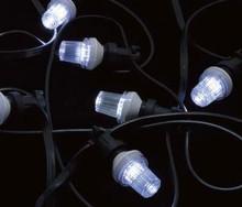 wholesale Christmas led strobe light 10LED1W E27 B22 E12 E14 flash light 500pcs/lot directly from factory(China (Mainland))