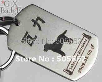 2014 promotional custom metal dog tag,aluminum metal tag ,all shape metal tag(China (Mainland))