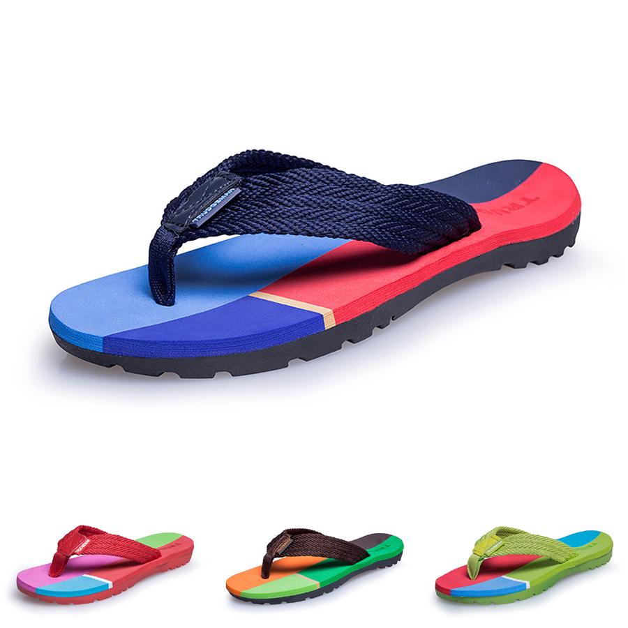 2016 Wholesale Fashion Colorful Womens Mens Flip Flops Slipper Sandal Beach Shoes EU36-45 ylwA1483 Free Shipping<br><br>Aliexpress