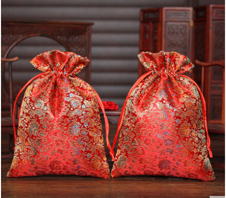 Red Wedding Gift Bags : Aliexpress.com : Buy hot sale red wedding favor box candy gift bags ...