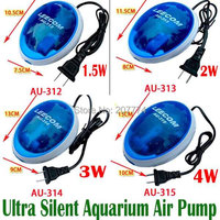 Oxygenator air pump Airpump For Fish Tank Oxygen Aquarium Accessories electric Pumps Ultra Silent Energy Efficient 1.5W -4W 220V