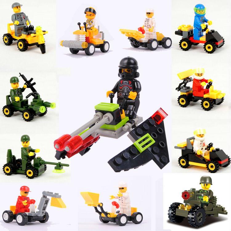 совместимый с Lego кино