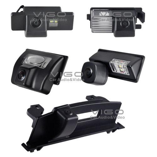 Car Reverse Camera for Nissan Qashqai X-trail Tiida 350Z Livina Backup Rearview Parking Reversing Cam Rear View Night Vision(Hong Kong)