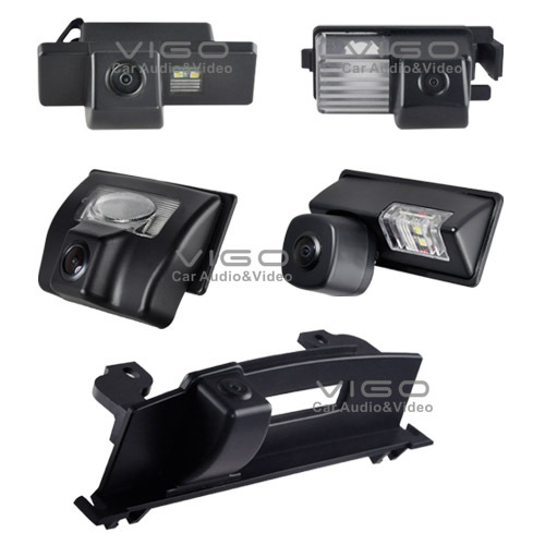 Car Reverse Camera for Nissan Qashqai X-trail Tiida 350Z Livina Backup Rearview Parking Reversing Cam Rear View Night Vision(Hong Kong)