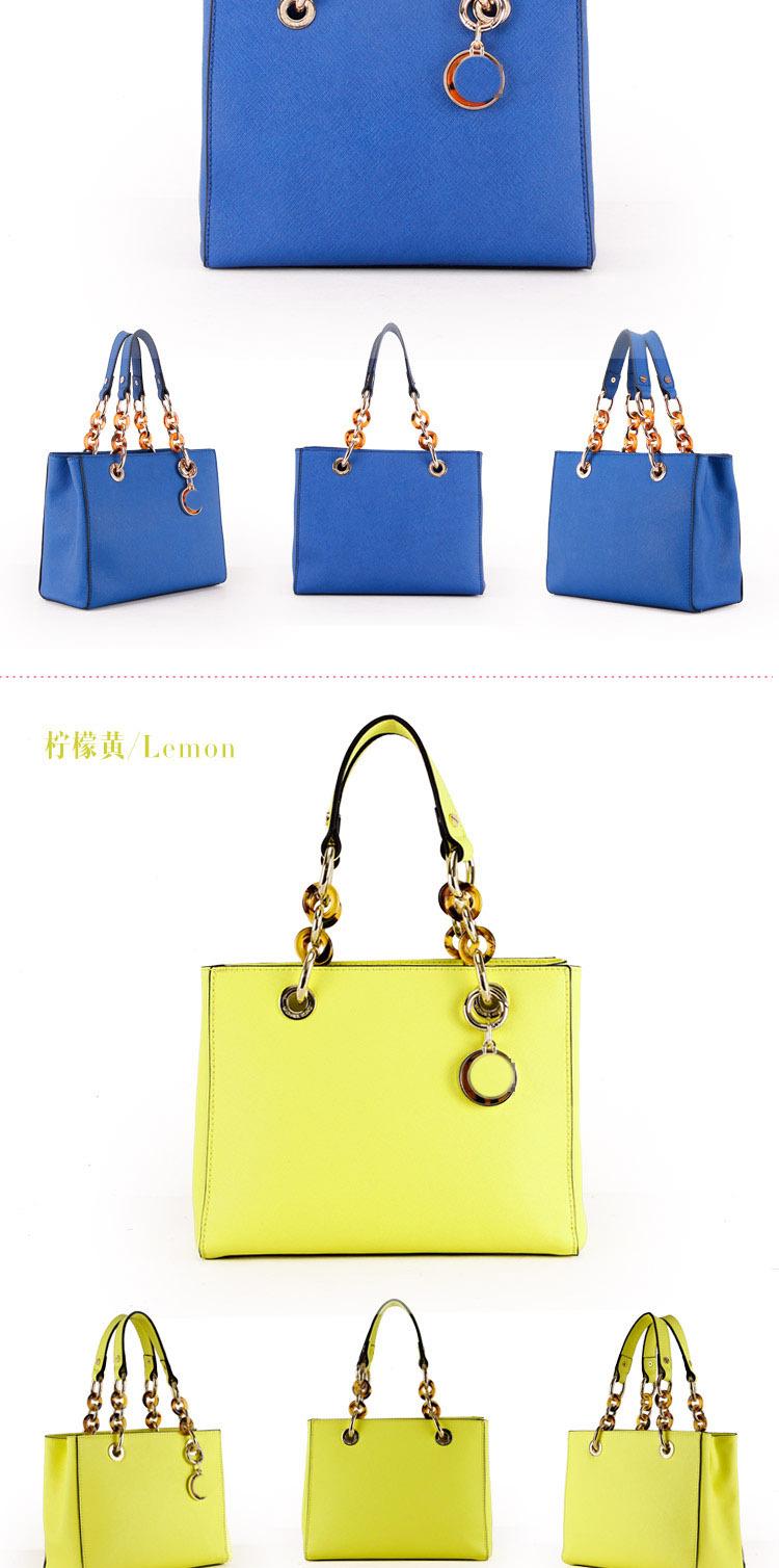 Designer Brand Genuine Leather Handbag High Quality Fashion New 2015