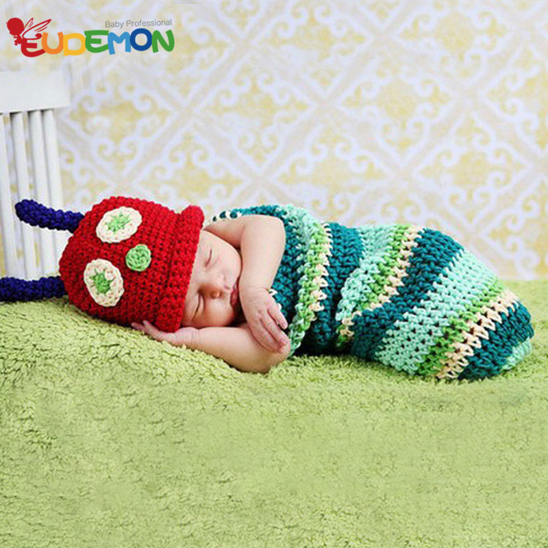 Fashion So cute newborn crochet outfits knitting baby hat high quality kids winter hats newborn photo baby beanie baby props(China (Mainland))