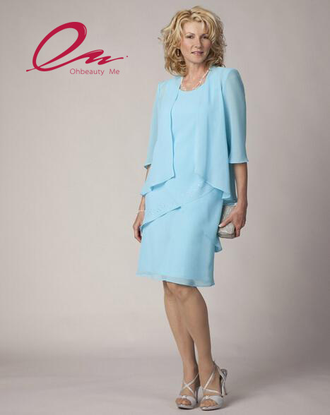 Casual Mother Of The Bride Dress - Ocodea.com