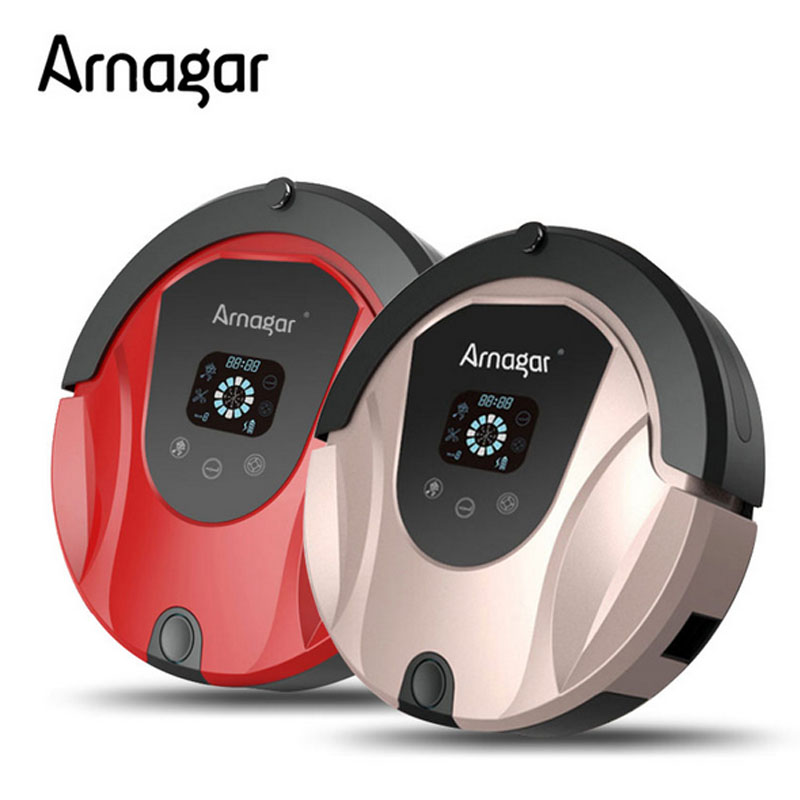 Arnagar Q3 Household Cleaning Robot vacuum cleaner Timing scheduling,Virtual wall Vacuum Cleaner Floor Cleaning Machine(China (Mainland))