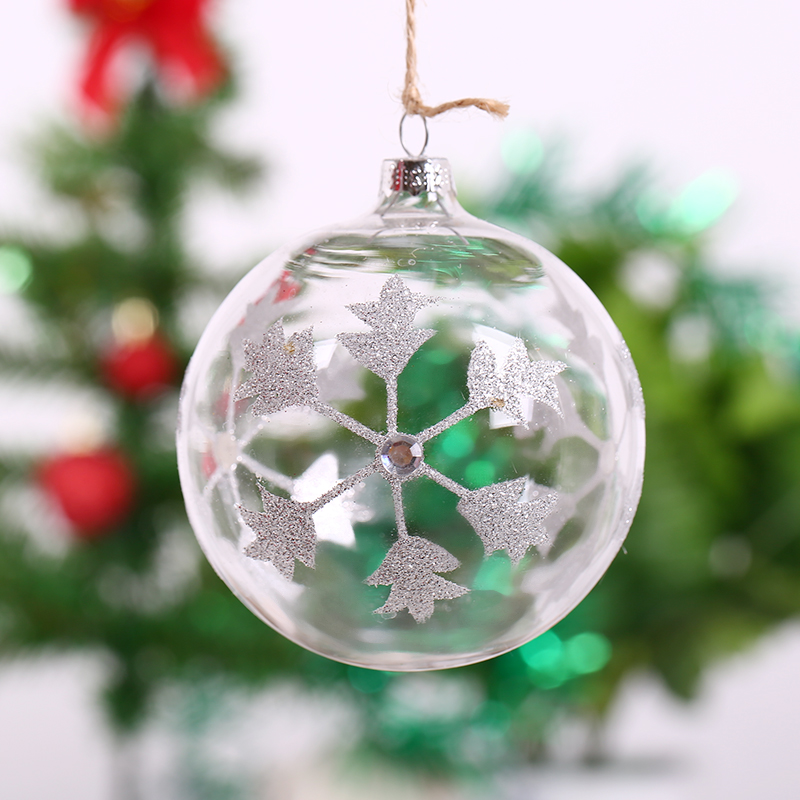 Handmade glass christmas ornaments pixshark