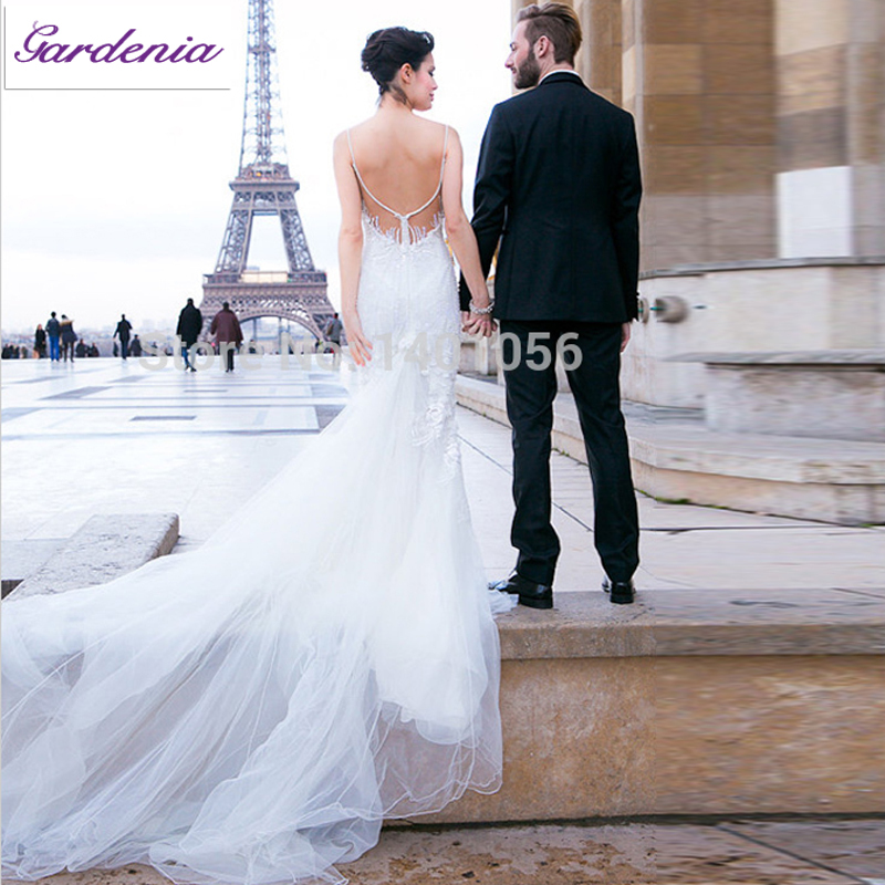 Stunning Winter Wedding Dresses : Aliexpress buy stunning designer winter wedding dresses robe de